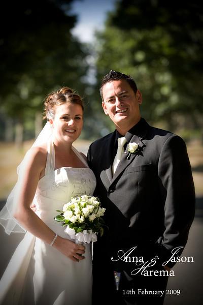 Anna & Jason Harema